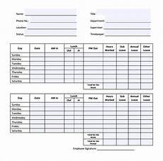 31 simple timesheet templates doc pdf free premium templates