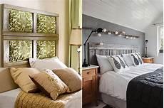 Schlafzimmer Ideen Wandgestaltung Und F 252 R Bett Kopfteil