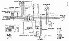 honda 125s wiring diagram wiring diagram of honda sl 125 motorcycle auto wiring diagram