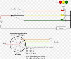 rotary switch wiring diagram electrical wires cable electrical switches png 998x827px