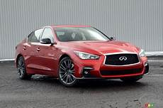 review of the 2018 infiniti q50 sport and sport car reviews auto123