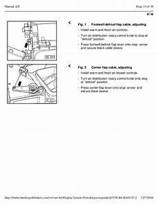 service manuals schematics 1995 volkswagen passat parental controls 018 volkswagen passat official factory repair manual heating air c