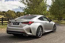 new look 2019 lexus rc pricing and specifications