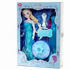Poup 233 E Chantante Elsa Reine Des Neiges Disney La