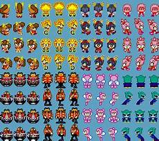 sonic rpg maker 2000 and 2003 charset sprites 4 by ocamaru