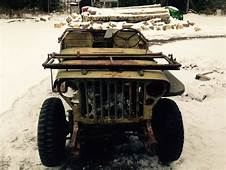 Ford Gpw / Willys MB WWII Military Army Jeep