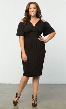 plus size kleider plus size twist dress plus size sheath cocktail dress