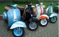 Modifikasi Motor Vespa by Best Modification Motor Modifikasi Vespa Mini