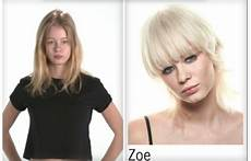Gntm 2018 Zoe - germany s next top model makeovers