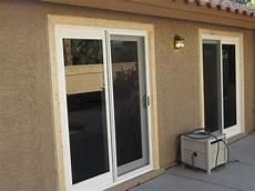 New Sliding Door Installation