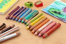 stabilo woody 3 in 1 colored pencil turquoise jetpens