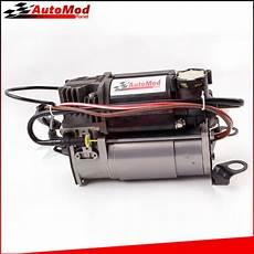 new air suspension compressor for audi a6 s6 avant