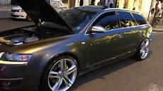 Audi A6 Familiale Qui Fait Le Bruit De La Foudre