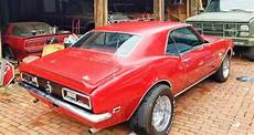 375 horsepower barn find 1968 camaro ss 396