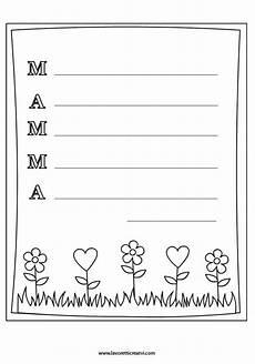 lettere per mamma carta da lettere per la festa della mamma