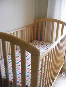 tutorial easy diy crib sheets the complete guide to imperfect homemaking