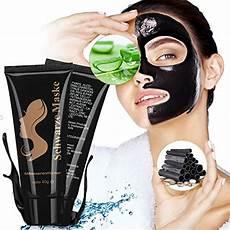 black mask schwarze maske gegen mitesser schwarze