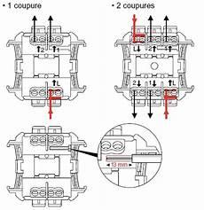 Branchement Interrupteur Simple Legrand Plexo