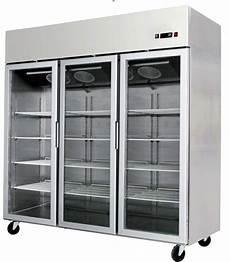 frigo 3 portes 3 door commercial reach in glass front merchandiser