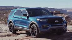 2020 ford st 2020 ford explorer st 400 horsepower crossover