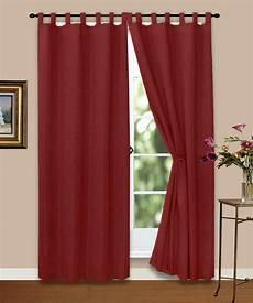 vorhang rot vorhang gardine blickdicht ornamente wein rot 140x245 cm