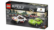 new lego speed chions sets include historic porsches