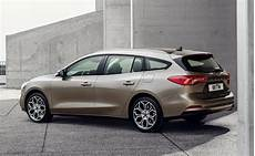 2019 Ford Focus Visual Comparison Out With The In