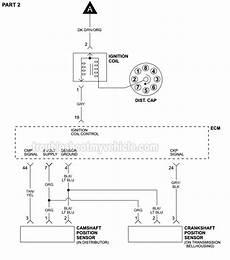 Ignition System Wiring Diagram 1994 1995 5 9l V8 Dodge