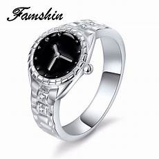 famshin 2018 sale wedding watch ring casual men and jewelry personalized rings just