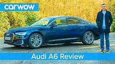 audi a6 2020 in depth review carwow reviews
