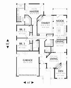 ranch house plan 1212 the sutherland 2089 sqft 3 beds 2