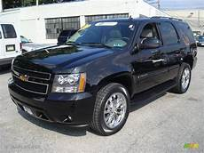 2007 black chevrolet tahoe ltz 4x4 14839059 gtcarlot com car color galleries