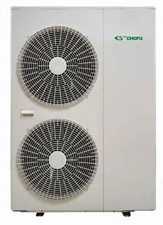 Luft Wasser Wärmepumpe Erfahrungen - chofu luft wasser inverter w 228 rmepumpe chofu