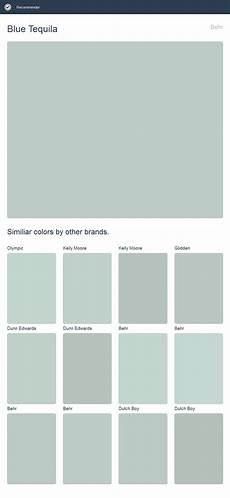 blue tequila behr click the image to see similiar colors by other brands house paint
