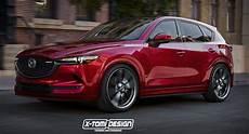 Mazda Cx 5 Neues Modell - all new mazda cx 5 looks delicious in mps attire