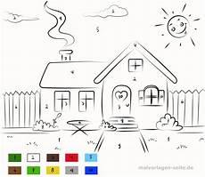 malen nach zahlen malvorlagen quiz kinder zeichnen und