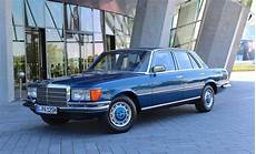 W116 Mercedes S Class Focuses On Driving Mbworld