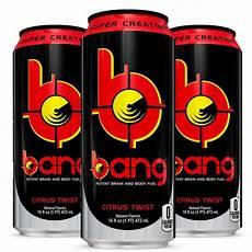 vpx bang citrus twist quot orange soda quot 16oz can energy drink