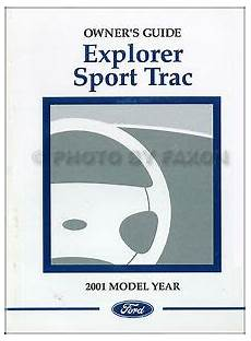 free download parts manuals 2001 ford explorer sport security system 2001 ford explorer sport trac owners manual new original oem pickup owner guide ebay