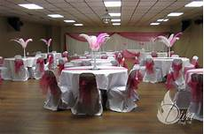 wedding chair covers table decor event hire leicester uk