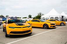 The 10 Coolest Chevrolet Camaros At The 2016 Camaro Reveal