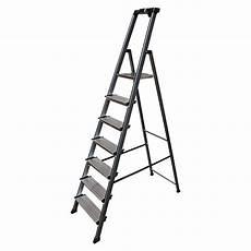 Leiter 7 Stufen - stabilomat safeline stehleiter arbeitsh 246 he 3 5 m 7