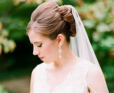 bridal hairstyles with veils said united states