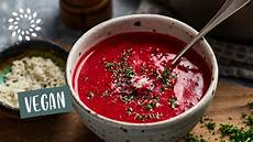 rote bete suppe rote bete suppe vegan