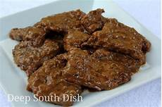 Kitchen Bouquet Beef Gravy Recipe by Steak And Gravy With Poor Steak Made With