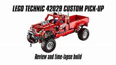 Lego Technic Build by Lego Technic 42029 Custom Up Build Review