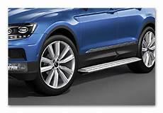 Trittbretter Volkswagen Tiguan Ii Ab 2016 Vm04185