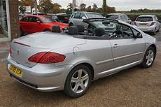 used 2005 peugeot 307 cc coupe cabriolet hardtop with