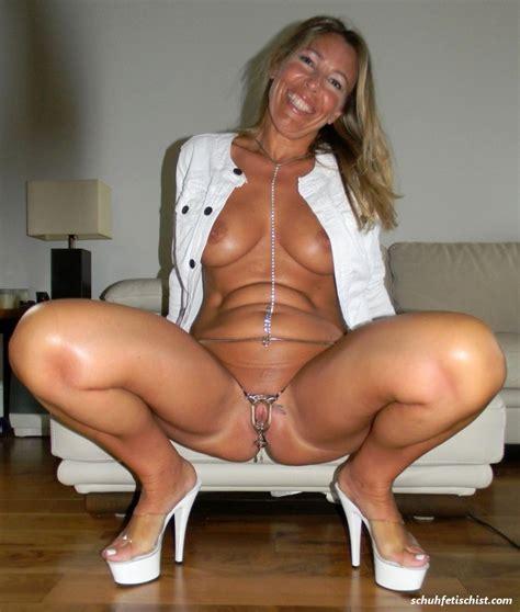 High Heels Nackt