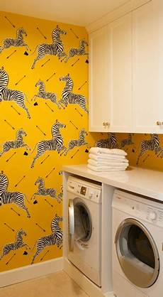 10 reasons why you should paint your laundry room yellow laundry room wallpaper yellow